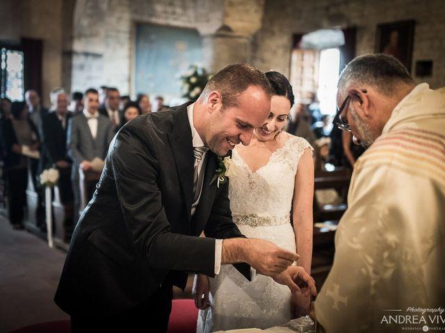 Il matrimonio di Ramon e Rachele a Coreglia Antelminelli, Lucca 28