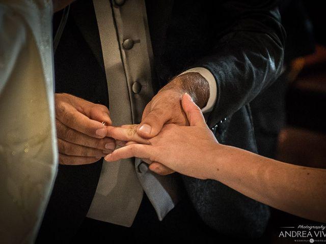 Il matrimonio di Ramon e Rachele a Coreglia Antelminelli, Lucca 29