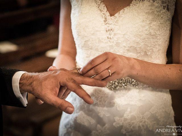 Il matrimonio di Ramon e Rachele a Coreglia Antelminelli, Lucca 30