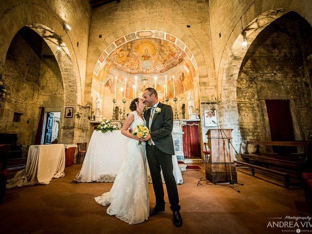 Il matrimonio di Ramon e Rachele a Coreglia Antelminelli, Lucca 34