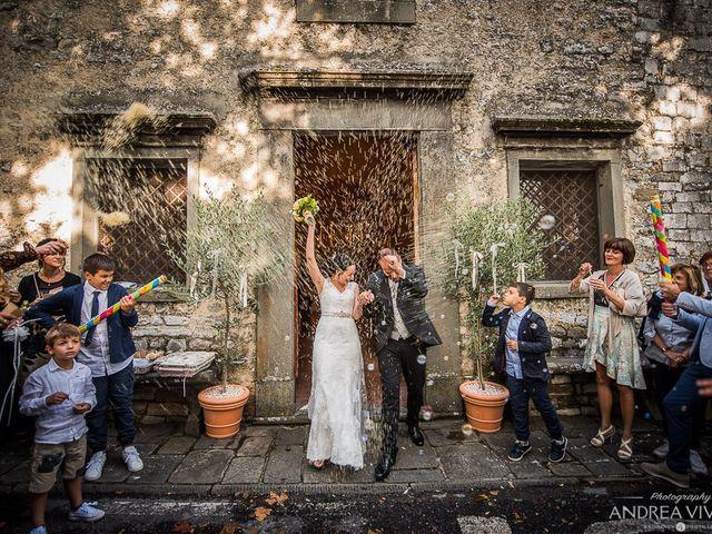 Il matrimonio di Ramon e Rachele a Coreglia Antelminelli, Lucca 38