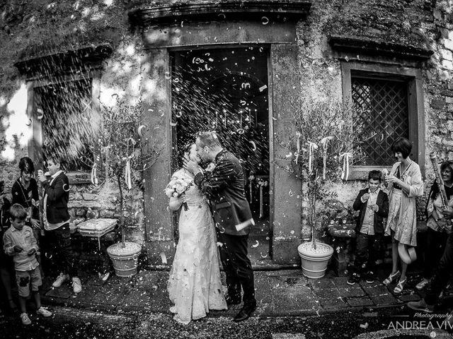 Il matrimonio di Ramon e Rachele a Coreglia Antelminelli, Lucca 1