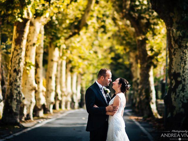 Il matrimonio di Ramon e Rachele a Coreglia Antelminelli, Lucca 39