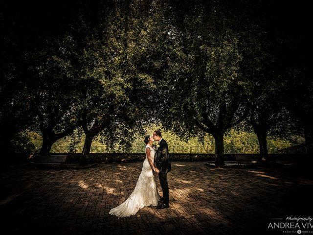 Il matrimonio di Ramon e Rachele a Coreglia Antelminelli, Lucca 40