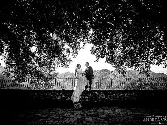 Il matrimonio di Ramon e Rachele a Coreglia Antelminelli, Lucca 41