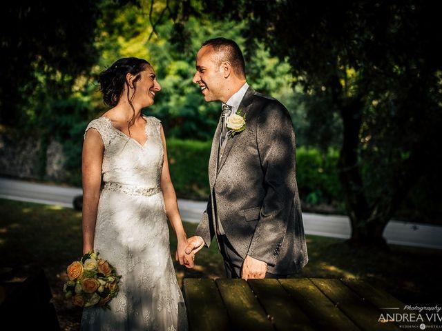 Il matrimonio di Ramon e Rachele a Coreglia Antelminelli, Lucca 43