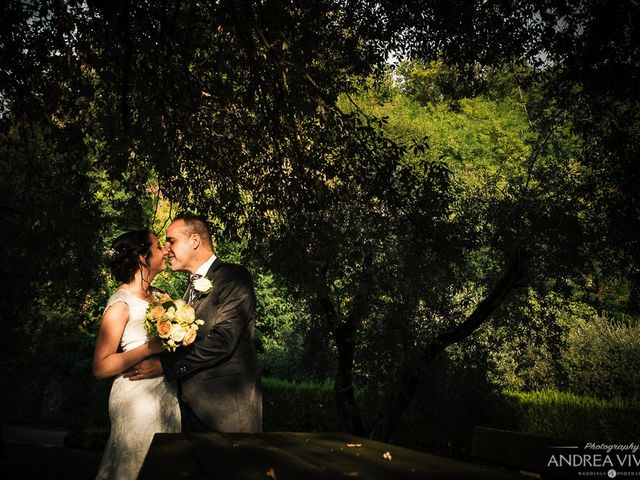 Il matrimonio di Ramon e Rachele a Coreglia Antelminelli, Lucca 44
