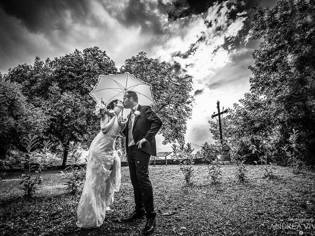 Il matrimonio di Ramon e Rachele a Coreglia Antelminelli, Lucca 45