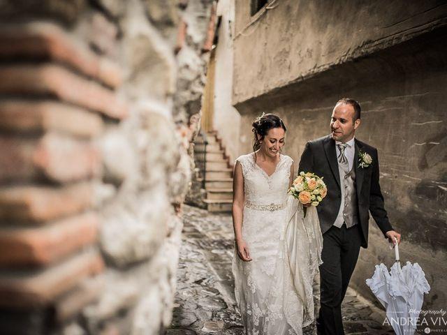 Il matrimonio di Ramon e Rachele a Coreglia Antelminelli, Lucca 46