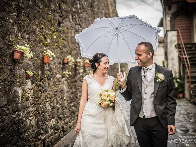 Il matrimonio di Ramon e Rachele a Coreglia Antelminelli, Lucca 47