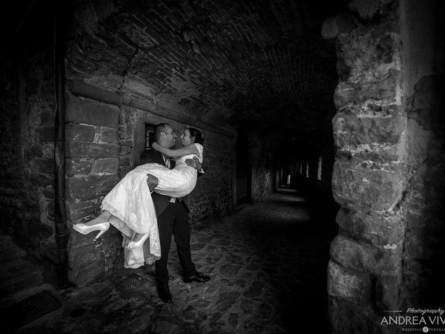 Il matrimonio di Ramon e Rachele a Coreglia Antelminelli, Lucca 52