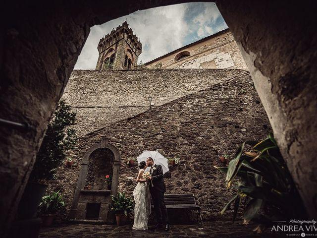 Il matrimonio di Ramon e Rachele a Coreglia Antelminelli, Lucca 54