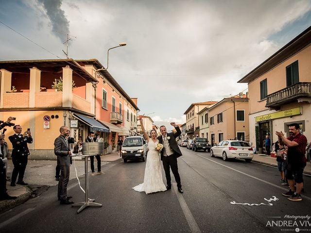 Il matrimonio di Ramon e Rachele a Coreglia Antelminelli, Lucca 55
