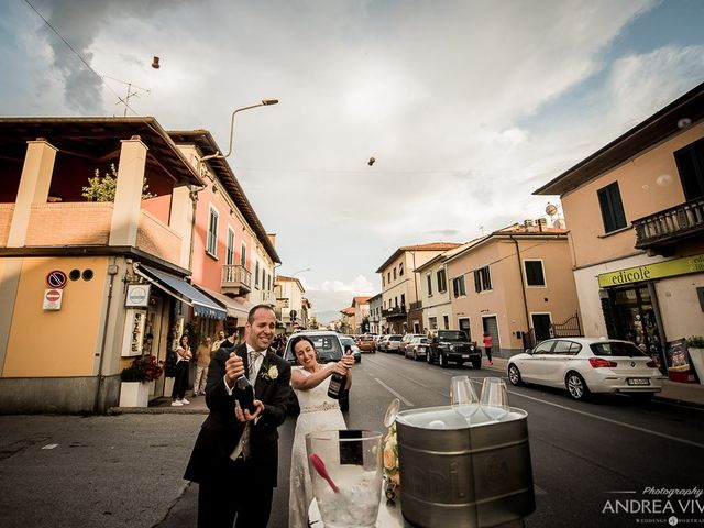 Il matrimonio di Ramon e Rachele a Coreglia Antelminelli, Lucca 56