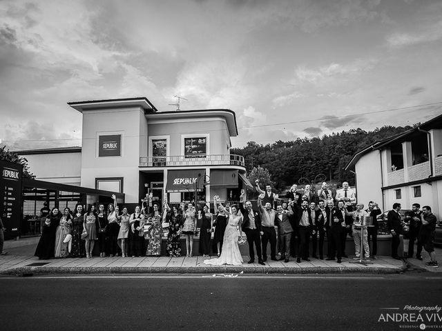 Il matrimonio di Ramon e Rachele a Coreglia Antelminelli, Lucca 2