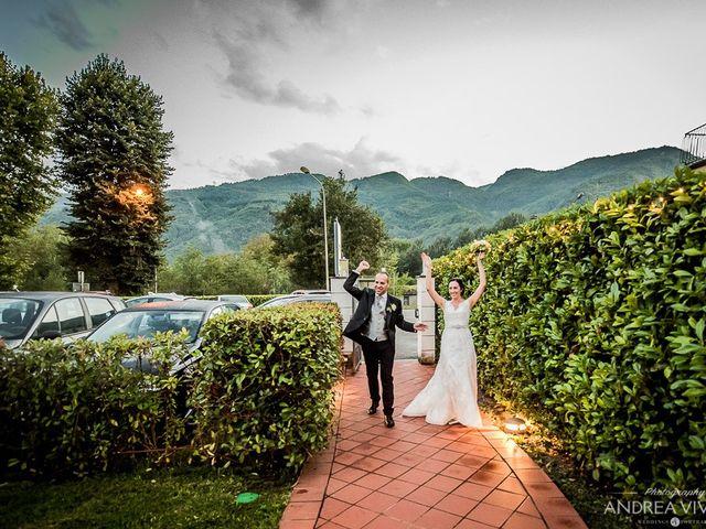 Il matrimonio di Ramon e Rachele a Coreglia Antelminelli, Lucca 58