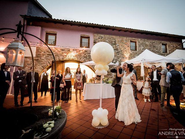 Il matrimonio di Ramon e Rachele a Coreglia Antelminelli, Lucca 59