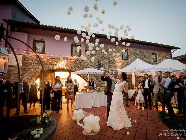 Il matrimonio di Ramon e Rachele a Coreglia Antelminelli, Lucca 60