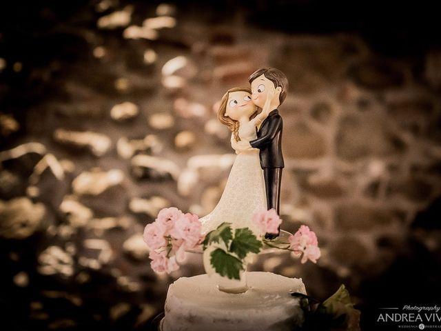 Il matrimonio di Ramon e Rachele a Coreglia Antelminelli, Lucca 64