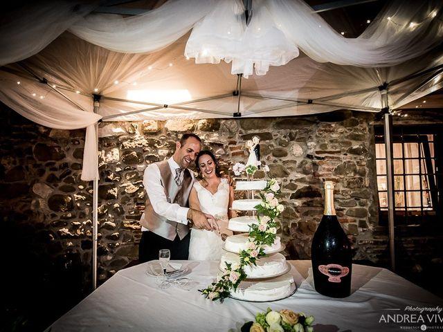Il matrimonio di Ramon e Rachele a Coreglia Antelminelli, Lucca 65