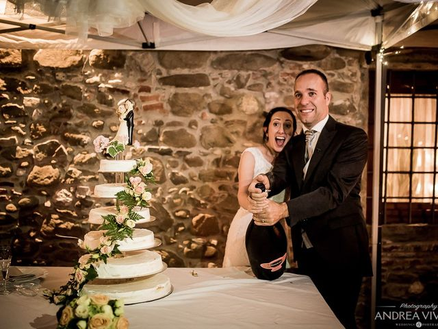 Il matrimonio di Ramon e Rachele a Coreglia Antelminelli, Lucca 66