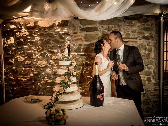 Il matrimonio di Ramon e Rachele a Coreglia Antelminelli, Lucca 67