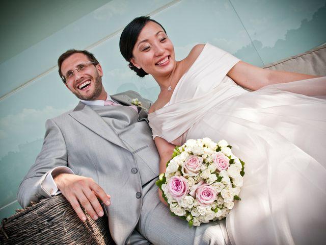 Le nozze di Nan e Mauro