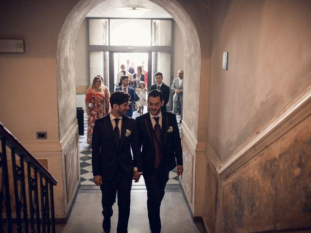 Il matrimonio di Michele e Federico a Orbetello, Grosseto 7