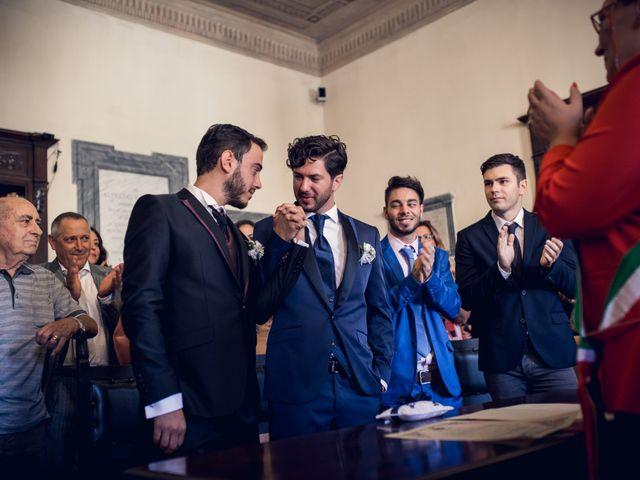Il matrimonio di Michele e Federico a Orbetello, Grosseto 8