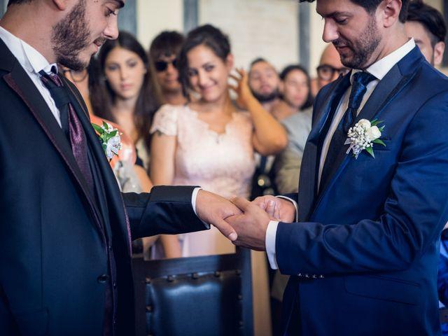 Il matrimonio di Michele e Federico a Orbetello, Grosseto 10