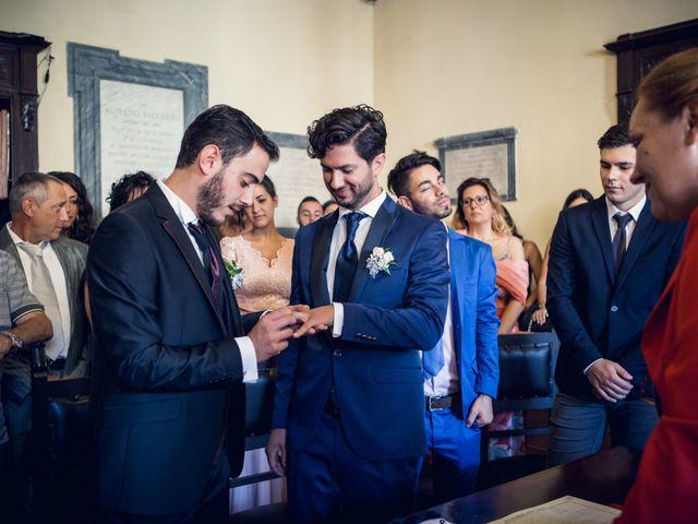 Il matrimonio di Michele e Federico a Orbetello, Grosseto 11