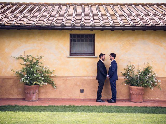 Il matrimonio di Michele e Federico a Orbetello, Grosseto 25