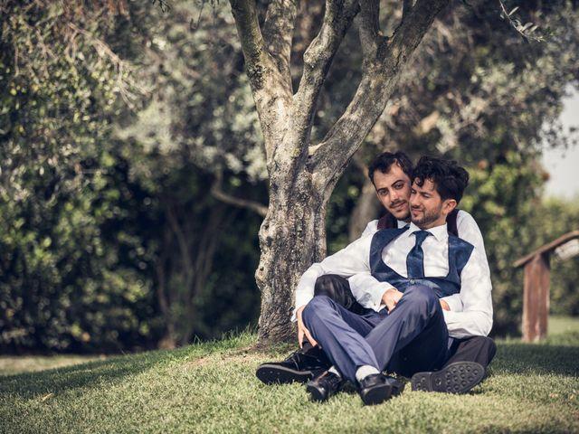 Il matrimonio di Michele e Federico a Orbetello, Grosseto 29