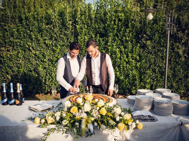 Il matrimonio di Michele e Federico a Orbetello, Grosseto 42