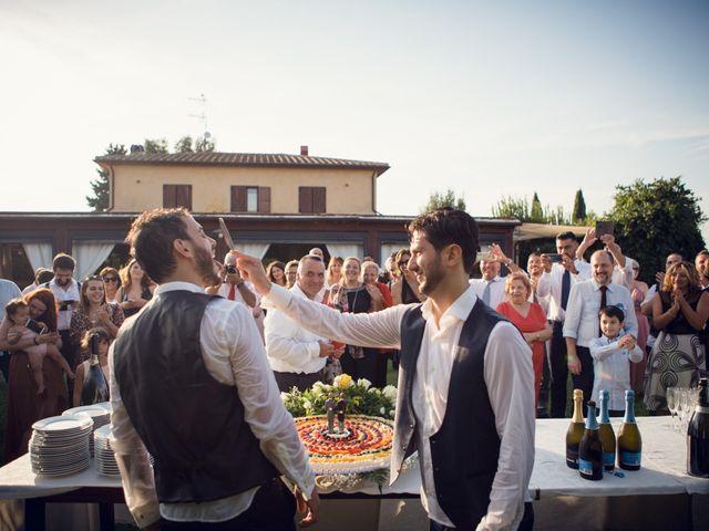 Il matrimonio di Michele e Federico a Orbetello, Grosseto 43