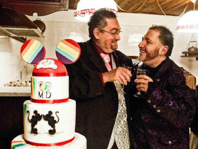 Il matrimonio di Domenico e Matteo a Rivoli, Torino 20
