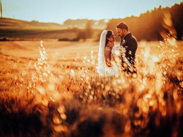 Le nozze di Ilenia e Carmelo