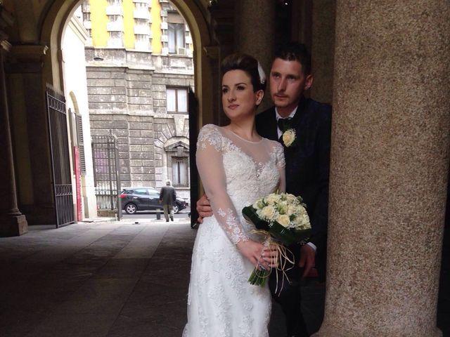 Il matrimonio di Manuel e Ilaria a Milano, Milano 6