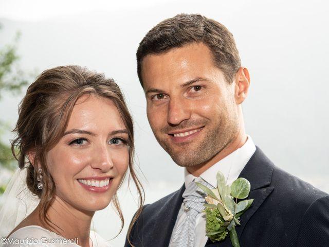 Le nozze di Fiona e Claudio