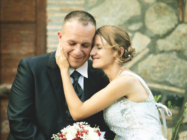 le nozze di Mihaela e David