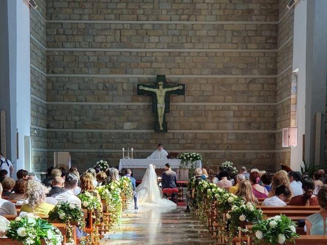Il matrimonio di Andrea  e Giada a Arezzo, Arezzo 7