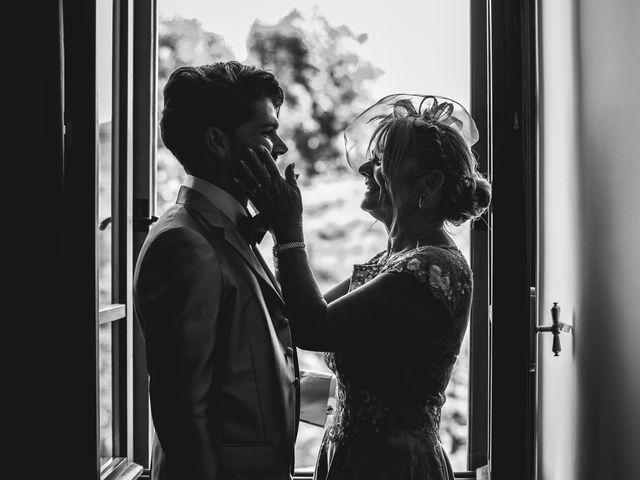 Il matrimonio di Edoardo e Martina a Besozzo, Varese 21