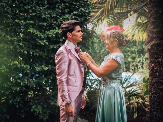 Il matrimonio di Edoardo e Martina a Besozzo, Varese 24