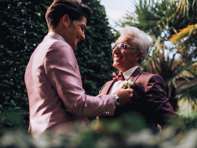 Il matrimonio di Edoardo e Martina a Besozzo, Varese 25