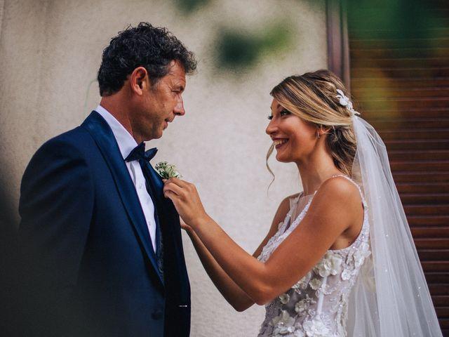 Il matrimonio di Edoardo e Martina a Besozzo, Varese 26