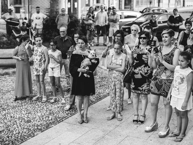 Il matrimonio di Edoardo e Martina a Besozzo, Varese 30