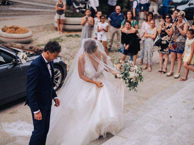 Il matrimonio di Edoardo e Martina a Besozzo, Varese 31