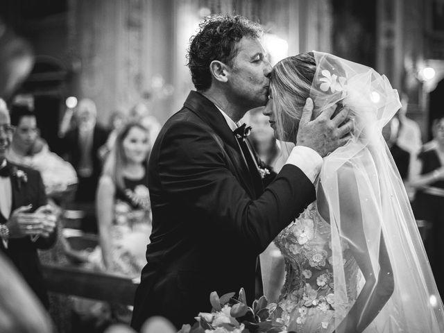 Il matrimonio di Edoardo e Martina a Besozzo, Varese 34