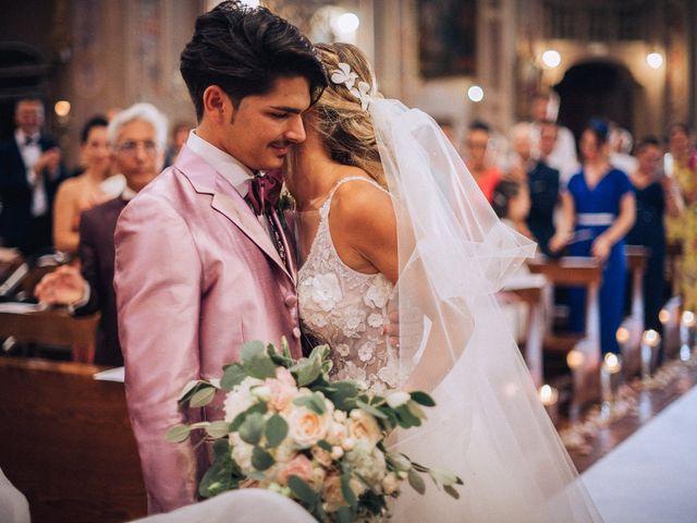 Il matrimonio di Edoardo e Martina a Besozzo, Varese 35