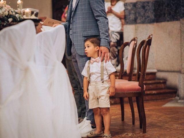 Il matrimonio di Edoardo e Martina a Besozzo, Varese 37